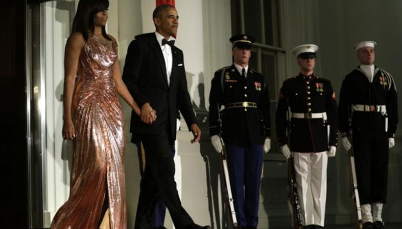 Εγκώμια απέσπασε η Michelle Obama για αυτή την εμφάνισή της [εικόνες] - Κεντρική Εικόνα