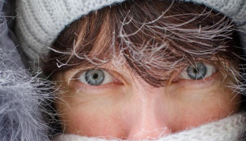 To κρύο ενοχλεί και τα μάτια - Δείτε τί πρέπει να προσέξετε - Κεντρική Εικόνα