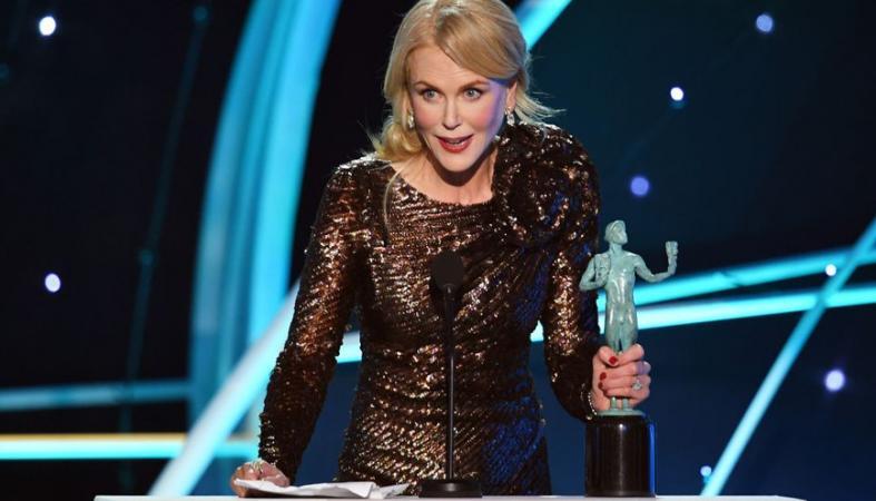 H Nicole Kidman κέρδισε και βραβείο SAG [βίντεο] - Κεντρική Εικόνα