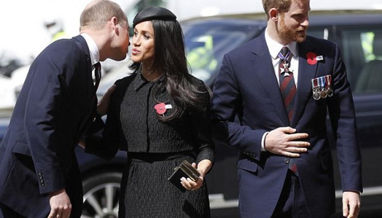 Είναι επίσημο: Ο William θα γίνει κουμπάρος της Meghan και του Harry - Κεντρική Εικόνα