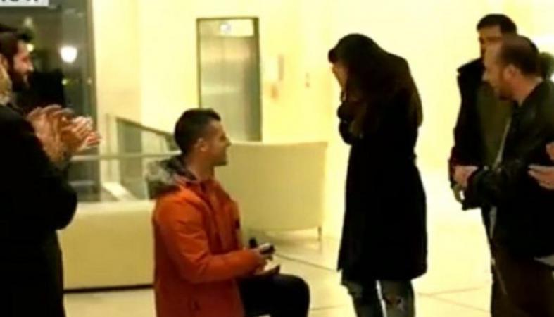 Με μια πρόταση γάμου ξεκίνησε το Survivor 2018 [βίντεο] - Κεντρική Εικόνα