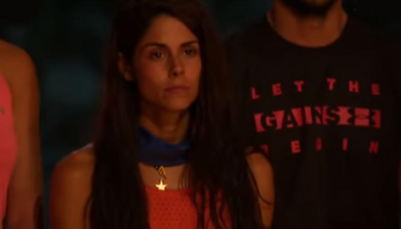 Survivor: Αποχώρησε η Ιουλιέτα Κίτρινου [βίντεο] - Κεντρική Εικόνα