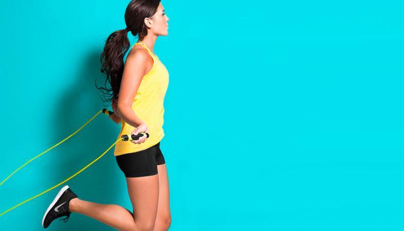 Θέλεις να χάσεις γρήγορα κιλά; Ξεκίνα τώρα το σχοινάκι  - Κεντρική Εικόνα