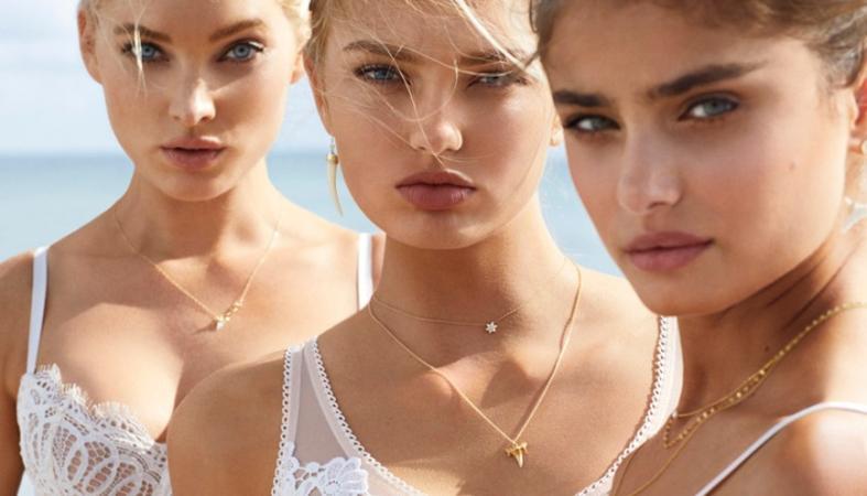 Οι Άγγελοι της Victoria's Secret ποζάρουν με τα νέα καλοκαιρινά μπραλέτ - Κεντρική Εικόνα