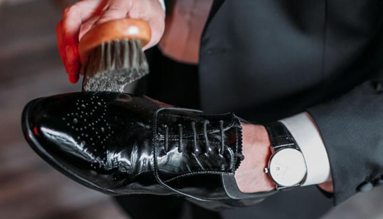 6 tips και ένα βίντεο για να φροντίσετε σωστά τα δερμάτινα παπούτσια σας  - Κεντρική Εικόνα
