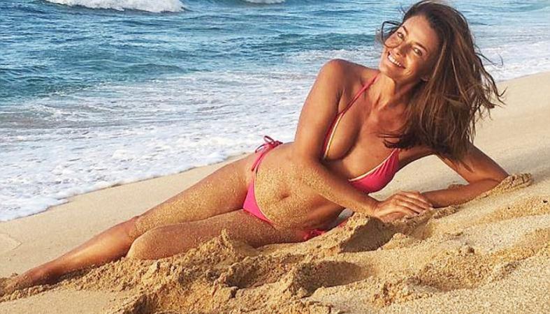 Αυτό είναι το σημερινό κορμί πρώην top model ετών 51! [εικόνες] - Κεντρική Εικόνα