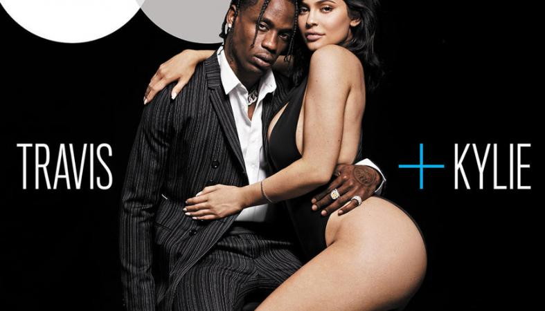 Kylie & Travis πόζαραν για πρώτη φορά μαζί για εξώφυλλο [εικόνες] - Κεντρική Εικόνα