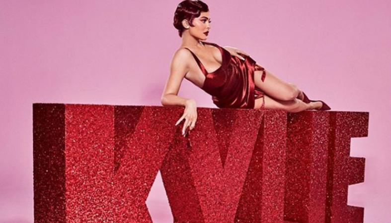 Η Kylie Jenner λανσάρει και συλλογή με εσώρουχα για τον Άγιο Βαλεντίνο - Κεντρική Εικόνα