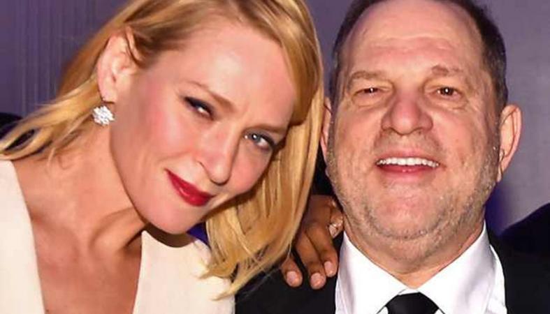H Uma Thurman ξεσπάθωσε μέσω Instagram κατά του Harvey Weinstein - Κεντρική Εικόνα