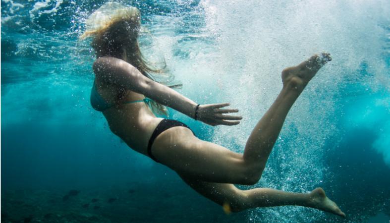 11 ασκήσεις για να γυμναστείτε στη θάλασσα  - Κεντρική Εικόνα