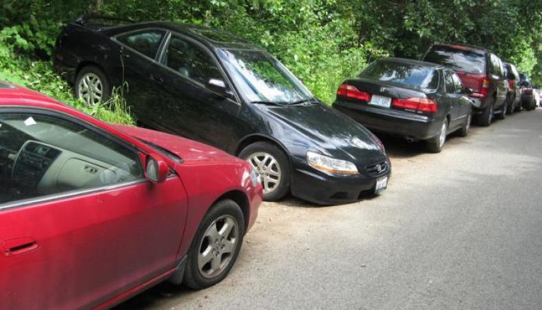 Αυτή είναι η χειρότερη προσπάθεια πάρκινγκ όλων των εποχών (vid) - Κεντρική Εικόνα