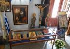 Εγκαίνια έκθεσης με κειμήλια του Αρχιεπισκόπου Κυπριανού στην Παναγία Φανερωμένης στη Λευκωσία - Κεντρική Εικόνα