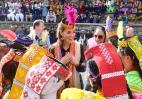 H Kate Middleton τιμά την παράδοση του Πακιστάν σε κάθε εμφάνισή της [εικόνες] - Κεντρική Εικόνα