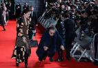 O Al Pacino σωριάστηκε στο κόκκινο χαλί των βραβείων BAFTA [εικόνες] - Κεντρική Εικόνα
