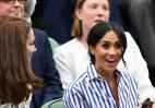 Η Meghan Markle έκανε... γκάφα με αυτά που φόρεσε στο Wimbledon; - Κεντρική Εικόνα