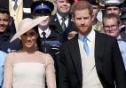 Δείτε την πρώτη επίσημη εμφάνιση των Meghan & Harry μετά το γάμο [εικόνες] - Κεντρική Εικόνα