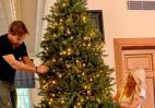 H Ελένη Μενεγάκη στόλισε ένα πραγματικά εντυπωσιακό δέντρο [βίντεο] - Κεντρική Εικόνα