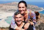 Η Νόνη Δούνια γιόρτασε την επέτειο γάμου της με ένα γλυκό μήνυμα  - Κεντρική Εικόνα