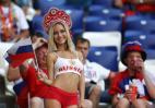 "H ""πιο όμορφη οπαδός της Ρωσίας"" αρνείται πως είναι πορνοστάρ - Κεντρική Εικόνα"
