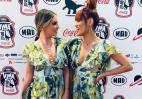 Οικονομάκου και Συνατσάκη φόρεσαν το ίδιο φόρεμα στα Mad Awards [εικόνες] - Κεντρική Εικόνα